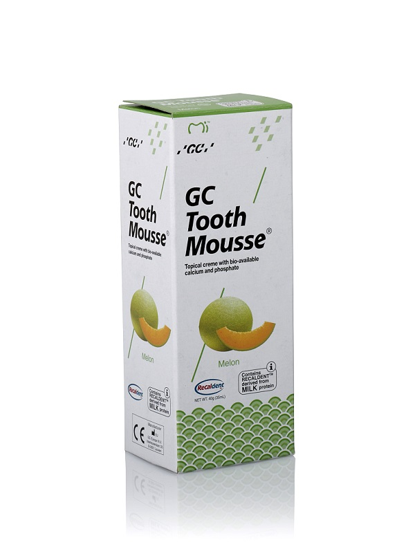 GC Tooth Mousse 40g - Melon