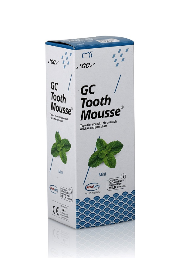 GC Tooth Mousse 40g - Mint