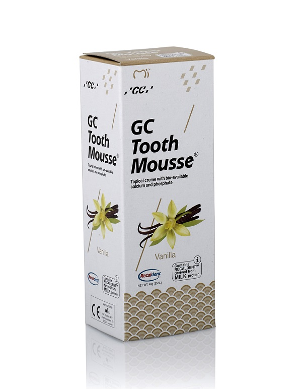 GC Tooth Mousse 40g - Vanilla