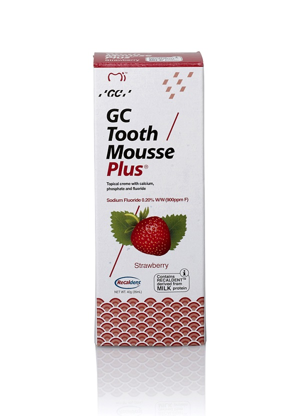 GC Tooth Mousse PLUS 40g - Strawberry