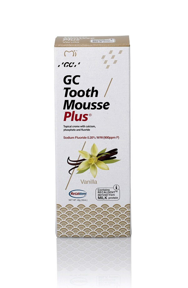 GC Tooth Mousse PLUS 40g - Vanilla
