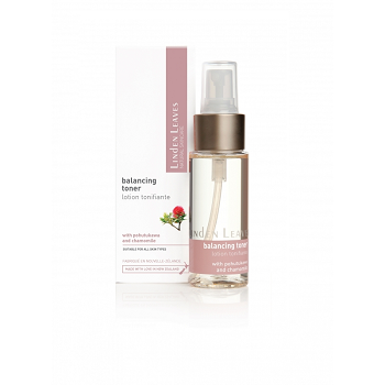 Linden Leaves Skincare Balancing Toner 60ml - Discontinued Product