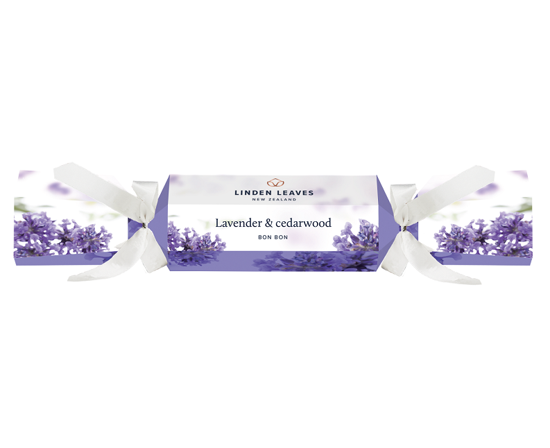Linden Leaves Bon Bon - Lavender & Cedarwood