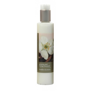 Linden Leaves Ginseng and Orange Blossom Lotion 200ml