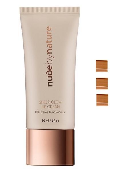 Buy Nude by Nature Sheer Glow BB Cream 05 Golden Tan 30ml