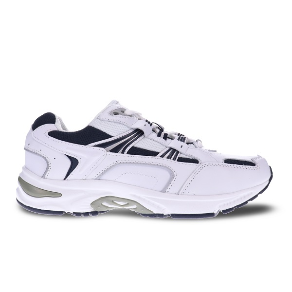Scholl Orthaheel Men's X-Trainer White/Navy - US Size 7