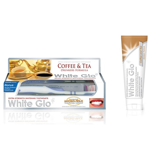White Glo Coffee & Tea Drinkers Toothpaste 150g