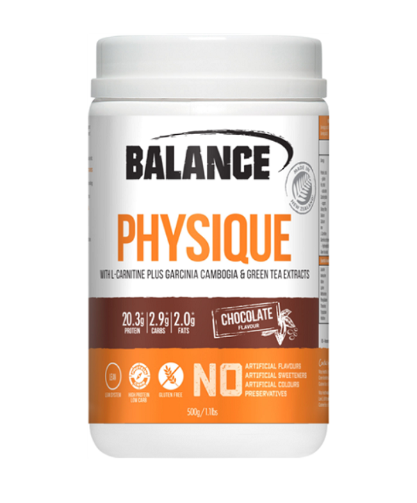 Balance Physique Protein 500g - Chocolate