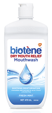 Biotene Dry Mouth Relief Mouthwash 235ml - Fresh Mint