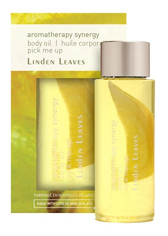 Linden Leaves Aromatherapy Synergy Body Oil 60ml - Pick Me Up