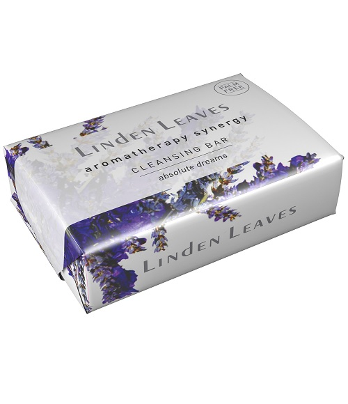 Linden Leaves Aromatherapy Synergy Cleansing Bar 100g - Absolute Dreams