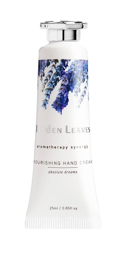Linden Leaves Aromatherapy Synergy Nourishing Hand Cream 25ml - Absolute Dreams