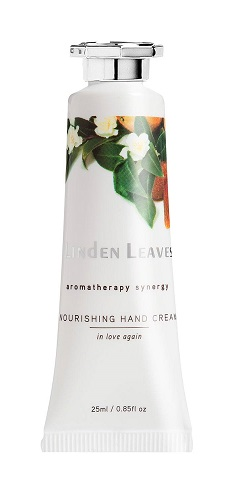 Linden Leaves Aromatherapy Synergy Nourishing Hand Cream 25ml - In Love Again