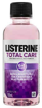 Listerine Total Care - Antibacterial Mouthwash 100ml