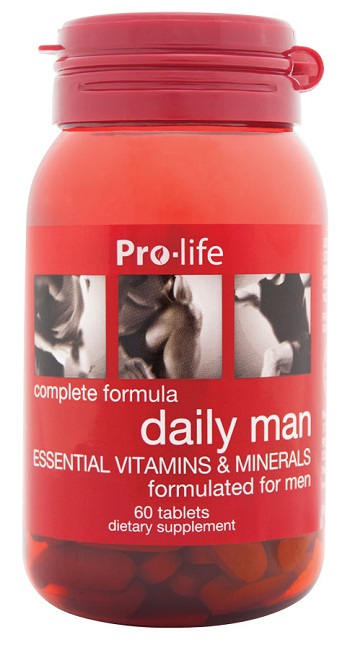 Pro-Life Daily Man Tablets 60