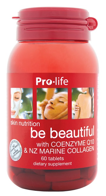 Pro-Life Be Beautiful Tablets 60