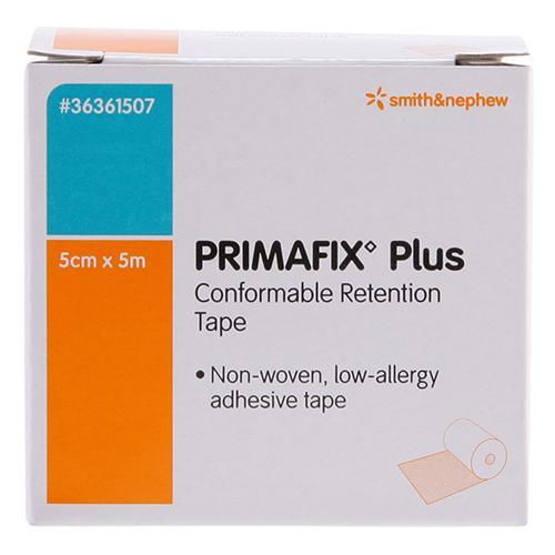 Smith & Nephew PRIMAFIX+ Retention Tape 5cmx5m
