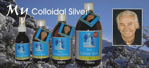 Allan K Sutton My Colloidal Silver